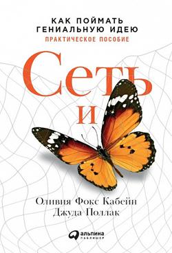 Сеть и бабочка