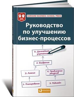 Руководство по улучшению бизнес-процессов. Harvard Business Review