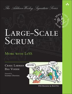 Scrum в крупномасштабных проектах: как добиться большего средствами LeSS
