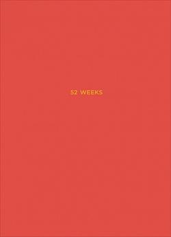 Ежедневник. 52 недели для наблюдения за собой?